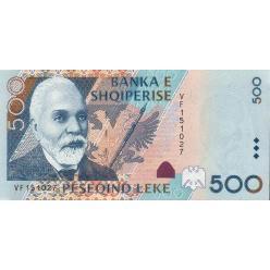 В Албании начата эмиссия модернизированных купюр