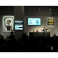 Картина Баския ушла с молотка на аукционе Phillips за $ 45,3 млн
