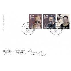 Хорватия почтила выдающихся соотечественников выпуском марок