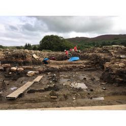 В Англії знайдено казарми римських легіонерів і чимало артефактів