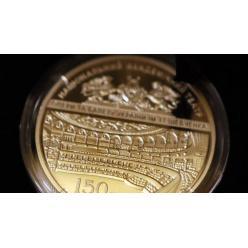 В Киеве состоялась презентация монет и марок в честь юбилея Национальной оперы