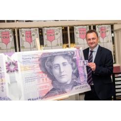 В Шотландии состоялась презентация новой банкноты