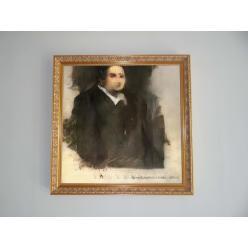 На аукцион выставлена картина, созданная искусственным интеллектом