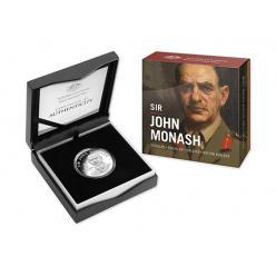 В Австралии выпущены монеты, посвященные полководцу Джону Монаш