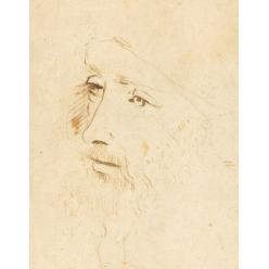 Обнаружен неизвестный портрет Леонардо да Винчи