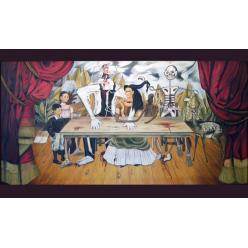Возобновились поиски утраченного шедевра Фриды Кало «Раненный стол»