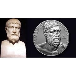 У Греції випущена монета з серії «Грецька культура»