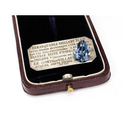 Королевский бриллиант выставлен на торги Sotheby's