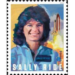В США появится марка в честь первой американской женщины-астронавта