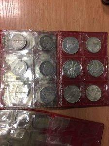 Из Украины пытались вывезти около 100 ценных монет
