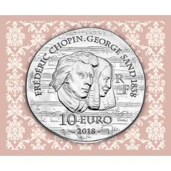 Ежегодная серия «Женщины Франции» пополнится еще одной монетой