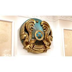 В Казахстане будет изменен Государственный герб, что повлечет за собой обновление банкнот