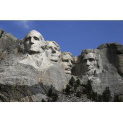 4 американских президента запечатлены на новой прямоугольной монете