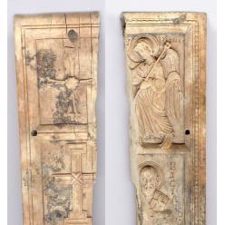 В Болгарии найдена редкая византийская икона из слоновой кости