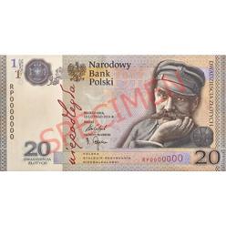 В Польше анонсирован выпуск памятной банкноты
