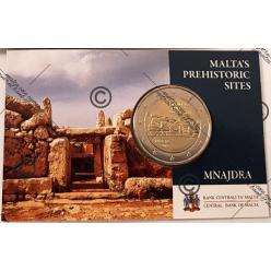 Мальта представила новую монету из серии «Доисторические храмы Мальты»