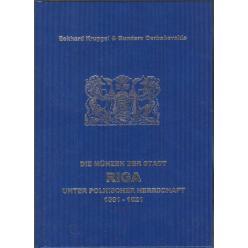 В Германии вышел каталог с монетами Риги XVI-XVII столетия
