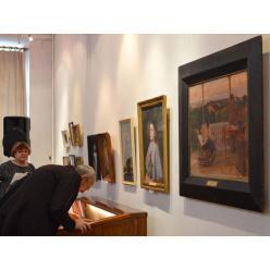 В Одессе открылась выставка живописца Кириака Костанди