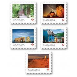 Новинки филателии от Почты Канады