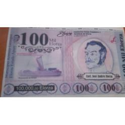 Венесуэльский город Элорса представил собственную валюту