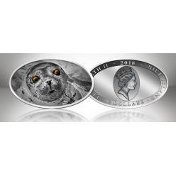 В Швейцарии выпущена овальная монета