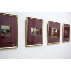 Выставка голландской графики XVII–XIX вв. открылась в Днепре