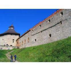 Нацбанк Украины представил монету «Меджибожская крепость»