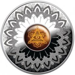 В Польше отчеканили монету, на которой изображено Всевидящее око