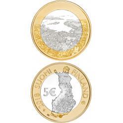 У Фінляндії буде викарбувана нова пам'ятна монета