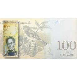 Інфляція стала причиною поновлення банкнот в Венесуелі