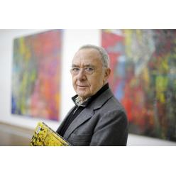 Герхард Рихтер, по версии американского портала Artinfo, возглавил рейтинг самых успешных современных художников