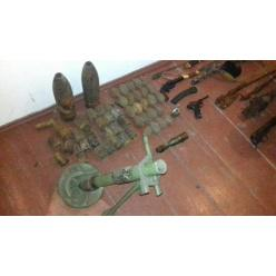 У «черных копателей» изъяты найденные ими артефакты