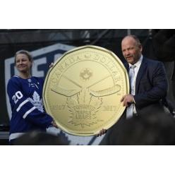 К юбилею хоккейного клуба выпущена монета