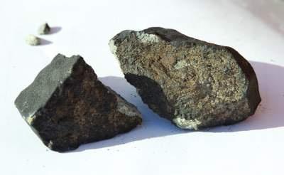 Метеорит возрастом 4,5 млрд. лет продадут на аукционе