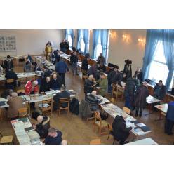 Приглашаем на Всеукраинскую встречу филателистов в Днепре