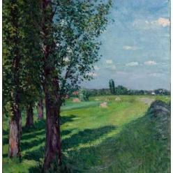 Полотно живописца Гюстава Кайботта выставлено на торги