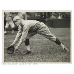 Christie`s проведет аукцион, посвященный Золотому веку бейсбола