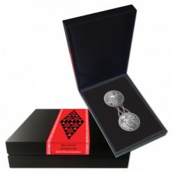 В Новой Зеландии выпустили коллекционный набор из двух монет