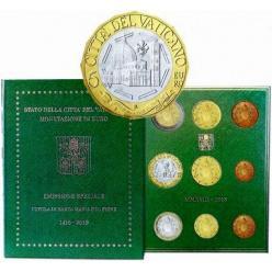 Ватикан представил монету, посвященную 600-летию купола Санта-Мария-дель-Фьоре
