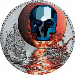 Компания СІТ представила очередную монету с изображением черепа