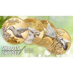 Серия монет «Оттенки природы» дополнена новинкой