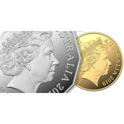 В ближайшее время на аверсе монет Австралии будет представлен новый портрет Елизаветы II