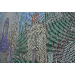 Мозаику «Евфросиния Полоцкая» из 31 тысячи марок покажут в Полоцке