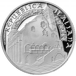 В Италии будет выпущена монета с изображением собора Трани