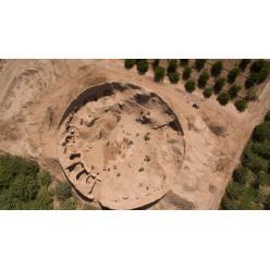 В Иране обнаружена «башня молчания»