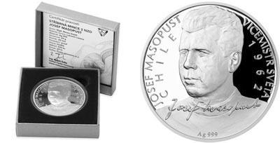 На новой чешской монете изображен вице-чемпион мира по футболу