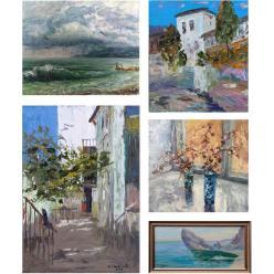 Завтра в Чернигове откроется выставка художественных работ «Крымская сюита»