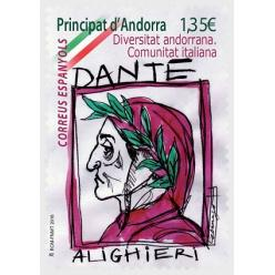 В Андорре появилась новая марка в честь итальянской диаспоры