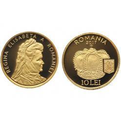 В Румынии появились монеты с портретом королевы