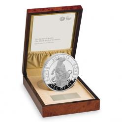 В Великобритании выпущены монеты из серии «Звери Королевы»